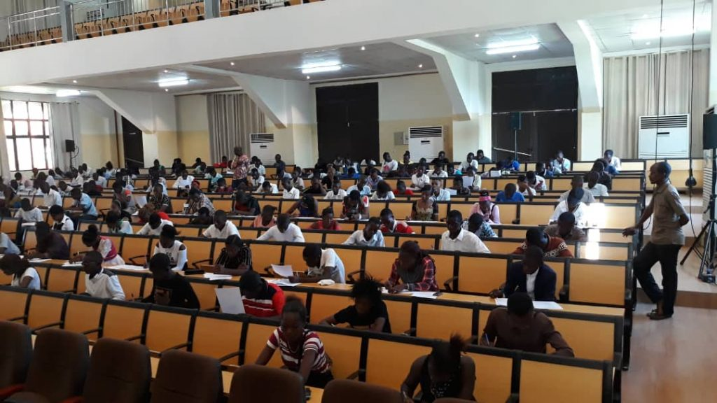 ORGANISATION D'UN SECOND TEST D'ADMISSION A KINDU
