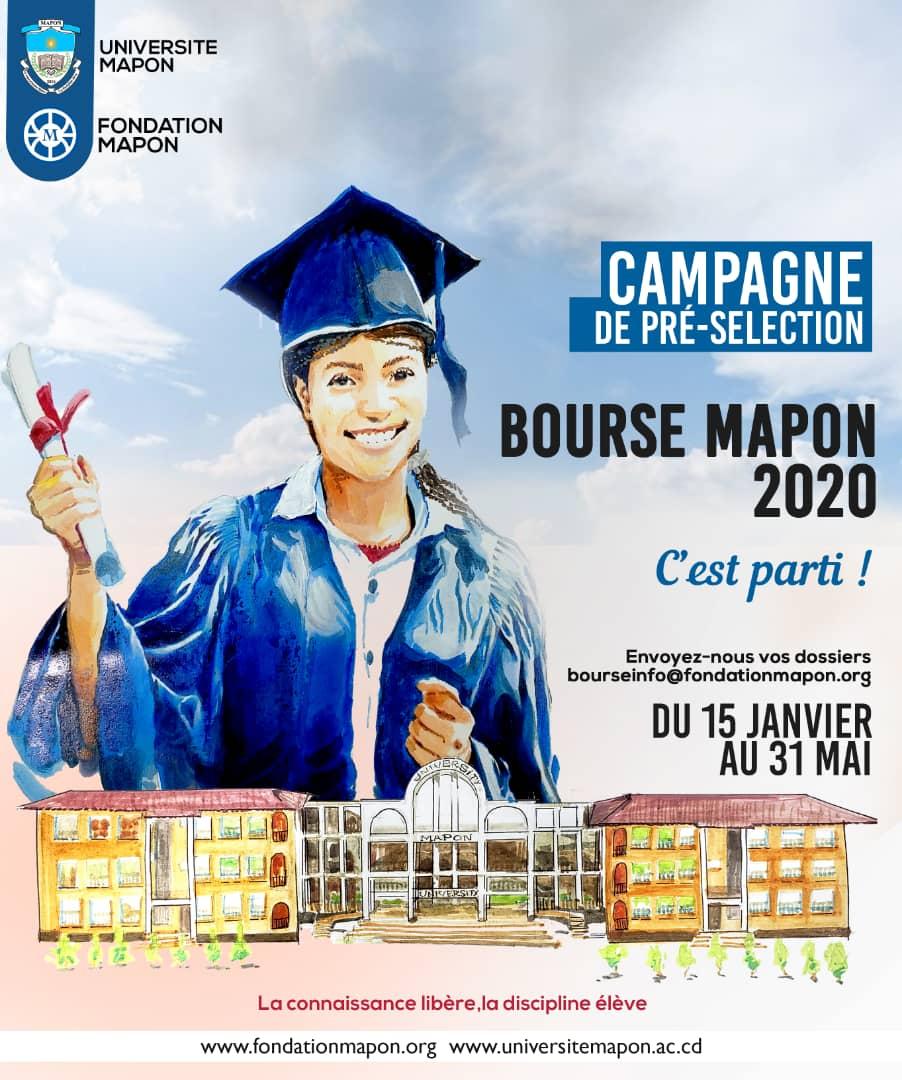 Bourse Mapon 2020